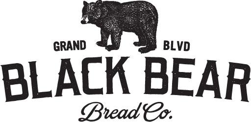 Black Bear Bread Co. Logo