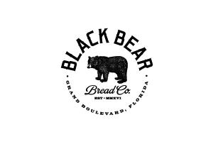 Black Bear Bread Co Logo