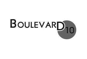 Boulevard 10 Logo