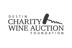 Destin Charity Wine Auction Foundation Logo