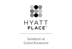 Hyatt Place, Sandestin at Grand Boulevard Logo