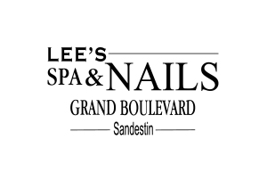 Lee's Spa & Nails Logo