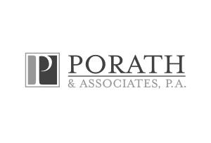 Porath & Associates, P. A. Logo