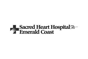 Sacred Heart Hospital on the Emerald Coast Logo