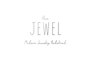 The Jewel, Modern Jewelry Redefined Logo